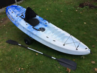 Osprey single seater kayak