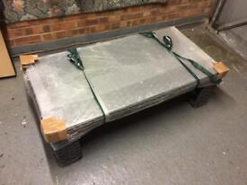 Rattan garden table. Brand new