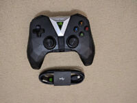 NVIDIA Shield Controller with USB Charging cable