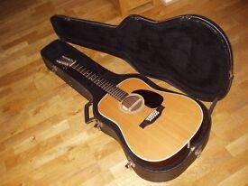 Martin D 12 Acoustic 12 String Guitar