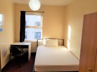 SPACIOUS SINGLE ROOM WITH DOUBLE BED