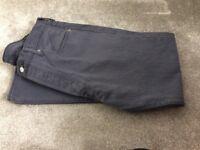 Grey Levi 501s Waist 38 Length 30 Brand New Unworn
