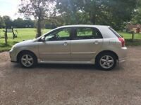 Toyota Corolla (Manual, Diesel) - Excellent drive, Around 60MPG, Good condition