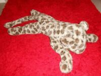 3FT LEOPARD SOFT TOY