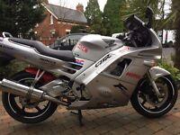 1997 HONDA CBF600FS ,MOTD RUNNING WELL SOUNDS WELL EXHAUST PERFECT ONLY £1199