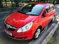 VAUXHALL CORSA 1.2 i 16v ENERGY 5dr # A/C # AUX # RED HOT LOOK # COOL & SMOOTH DRIVE