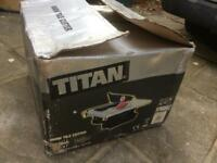 Titan tile cutter £35