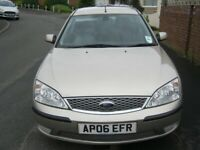 FORD MONDEO 2.0 GHIA ONE OWNER FROM NEW 73K 2006 MOT06/2022 £1295