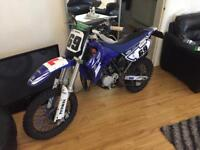 Yamaha yz 85 road legal
