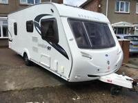 Sterling Eccles ruby 90 ( fixed bed ) 2010