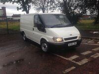 Ford transit 2004 swb 2.0l mot 11 months vey good van