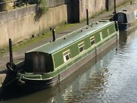 Live aboard 2003 58' Liverpool Cruiser Style Narrowboat. £48,000.00