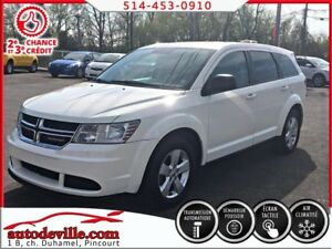 2013 Dodge Journey SE  CARGO FINANCEMENT DISPONIBLE