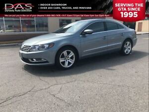 2013 Volkswagen CC SPORTLINE PANORAMIC SUNROOF/LEATHER
