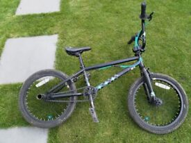 We the people BMX with full set of Salt accessories, perfect for tricks (6-8 year old)