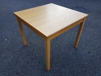 Ikea Oak Bjursta Extending Table 90-169cm FREE DELIVERY 238