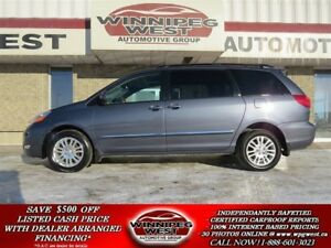 2008 Toyota Sienna LIMITED EDITION AWD, SUNROOF, LEATHER, DVD
