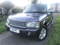 Auto -- 2006 Land Rover Range Rover 3.0 Td6 Vogue 5dr - Diesel - Part Exchange Welcome - Drives Good