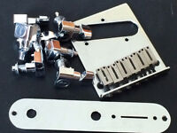 Fender Telecaster USA bridge & tuners
