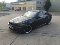 BMW 325I M SPORT SALOON BLACK I M M A C U L A T E