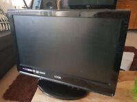 "19"" Logik LCD TV w/ inbuilt DVD player"