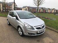 Vauxhall Corsa 1.4 i 16v SXi 5dr 2008 12 Months MOT Good condition