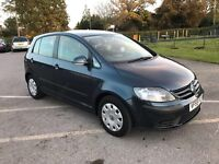 Volkswagen Golf Plus TDI - FULL service history