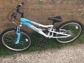 18 speed mountain bike for sale