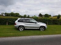 2004 Facelift BMW X5 3.0 PETROL LPG CHEAP TO RUN CLEAN LOW MILES SWAP PX