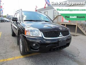 2011 Mitsubishi Endeavor SE * LEATHER * ROOF * AWD