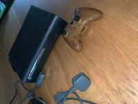 Xbox 360 120GB comes with Custom wooden controller, a turtle beach X12 headset and 12 games for sale  Long Buckby, Northamptonshire