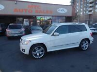 2010 Mercedes-Benz GLK-Class GLK350 4MATIC SUV that Drives like