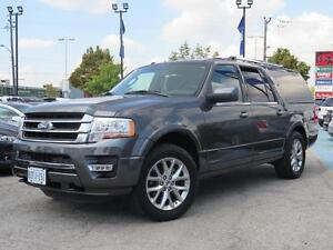 2016 Ford Expedition Limited Max Leather, Sunroof, Navigation, D