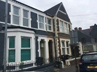 2 bed flat to rent in Roath, Cardiff