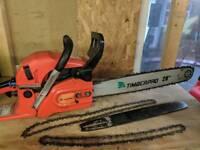 Timberpro chainsaw