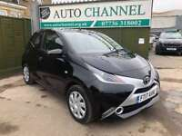 Toyota Aygo 1.0 VVT-i x-play x-shift 5dr£7,495 p/x welcome 1 YEAR FREE WARRANTY