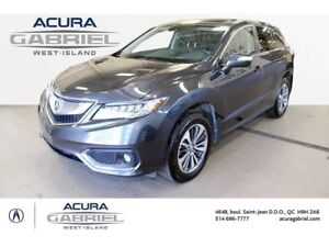 2016 Acura RDX AWD ELITE CUIR+TOIT+NAVI+BLUETOOTH+CAMERA+++