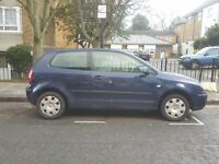 Lovely Blue Volkswagen Polo for sale (AUTOMATIC), great first car...