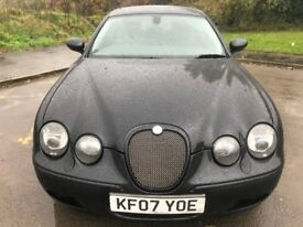 Superb Value S-Type 4.2 V8 Super Car 0-60 5.3 Seconds! 400 BHP! Full Nav Black Leather HPI Clear