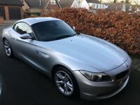 BMW Z4 - in excellent condition with very low mileage