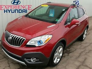 2016 Buick Encore Leather LIKE-NEW! FANTASTIC  LOADED WITH LEATH