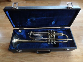 Blessing Scholastic Trumpet Ready to Play with 7C MP