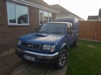 Nissan D22 4WD Pick Up