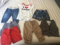 Baby Boy summer clothes 6-9 months