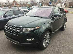 Land Rover Range Rover Evoque 2012 Pure Plus 2.0L Garantie prolo