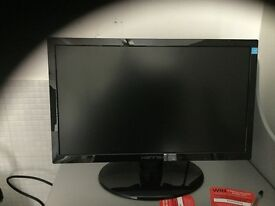 CCTV and monitor