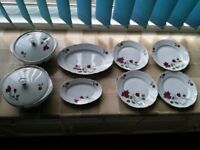 All the crockery just for £20.00