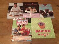 Cookery Book Bundle - Baking