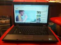 Dell Latitude E5510 Laptop Intel i3/4GB RAM/150GB Hard Drive Fast Laptop