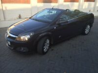 VAUXHALL ASTRA TWIN TOP SPORT CONVERTABLE **BRAND NEW MOT, ONLY 70K MILES** ALLOYS, EX COND £2495